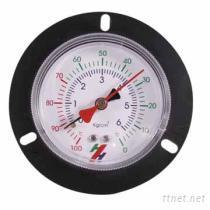 二合一温度和压力表
