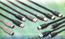 USB/IEEE 1394连接线