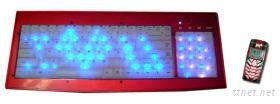 LED發光鍵盤
