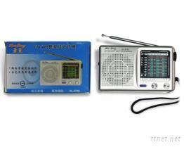 FM/AM雙波段收音機