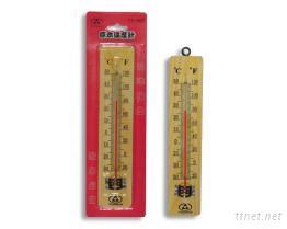 原木温度计