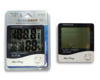 電子時鐘溫濕度計