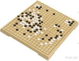 磁性折叠十九路围棋