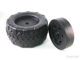 塑膠輪〈玩具車〉