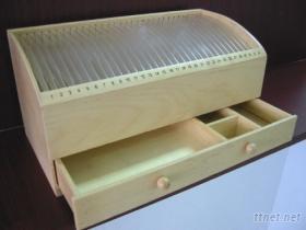 木質信箱架