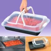 烤盤保鮮盒