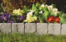 石頭型籬笆