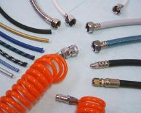外織紗管/矽膠夾紗管