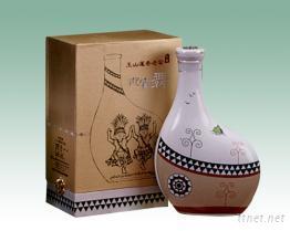 创意陶瓷酒瓶组