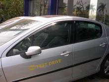 HIC汽車晴雨窗/晴雨擋 適用於寶獅 PEUGEOT 車繫