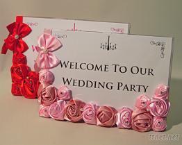 婚禮小物-浪漫的相框