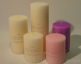 婚禮小物-婚禮會場用的浪漫蠟燭