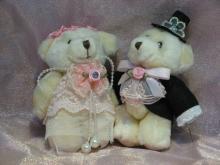 婚禮小物-5吋婚禮泰迪