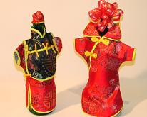 酒瓶衣-婚礼小物, 花艺资材