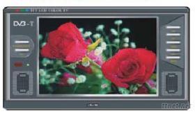 车载地面数字电视接收器 (带屏)