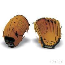 高级真皮棒球手套
