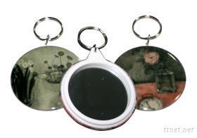 鑰匙圈鏡子