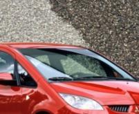 高透明高隔熱汽車前擋膜
