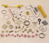 特殊造型彈簧
