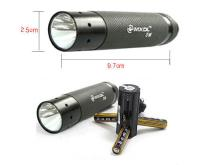 5 W LED鋁合金超亮迷你手電筒