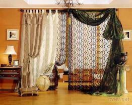 窗簾布產品系列