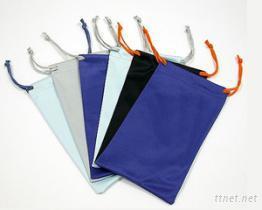 (超細纖維)雙拉繩眼鏡袋(pouch)