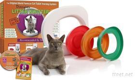 澳大利亞LitterKwitter貓咪入廁訓練器(多國專利)