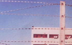 直線型刀片刺網