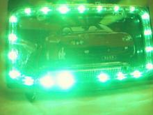 汽车LED车牌灯