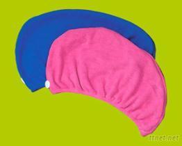 超細纖維護髮頭巾