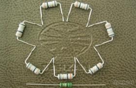 繞線電阻器