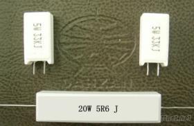 水泥電阻器