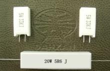 水泥电阻器