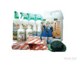 活菌U生化系列清潔用品