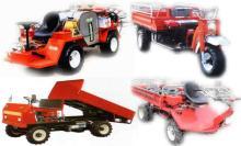 4WD運輸車