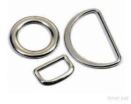金屬環, D環, 圓環