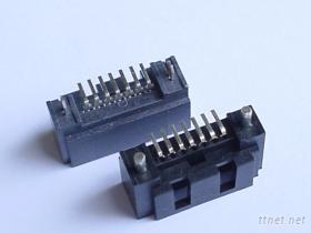 電腦主機板連接器 -SATA 7pin