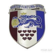 925纯银 徽章