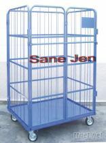 貨物台車(籠車) - 雙門型