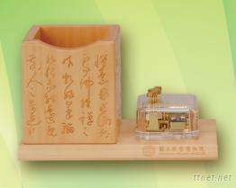 筆盒+音樂鈴