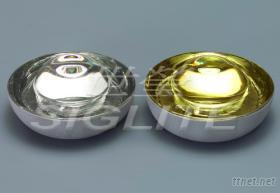 19型360度本體色鋼化玻璃反光標記