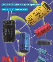 M.D.L. BP( Bi-Polar)双极性电解电容器
