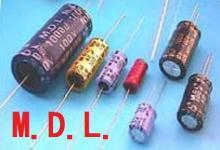 NP(BP)電解電容器