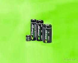 无汞硷性电池