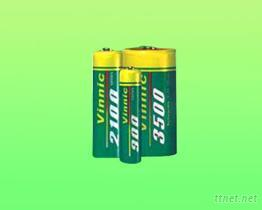 圓柱型鎳氫可充電池