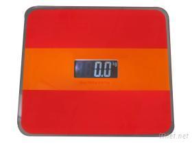 體重秤-條紋