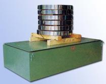 电子小地磅, 铁材磅