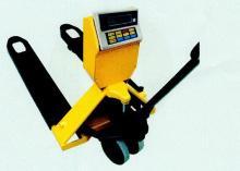 油压拖板车秤