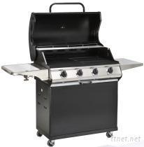 4爐頭流線型烤肉爐
