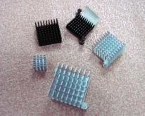電子用鋁擠型散熱片